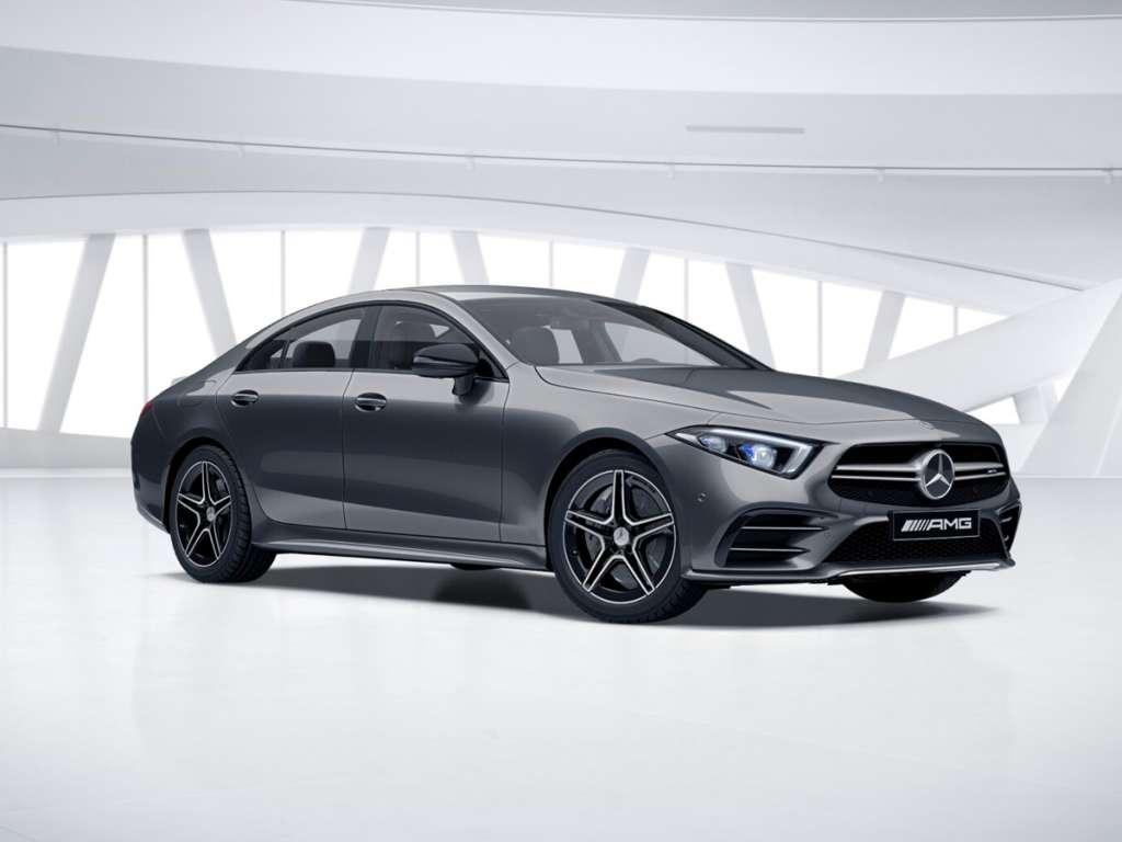 Galería de fotos del Mercedes Benz AMG CLS COUPÉ (1)