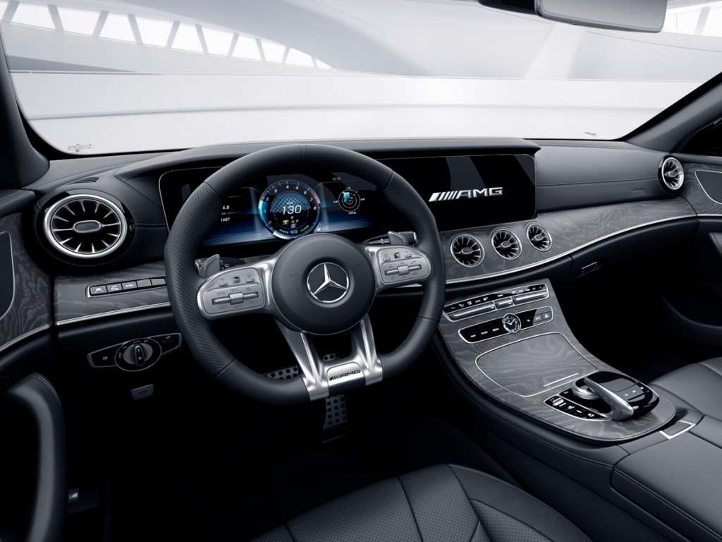 Galería de fotos del Mercedes Benz AMG CLS COUPÉ (3)