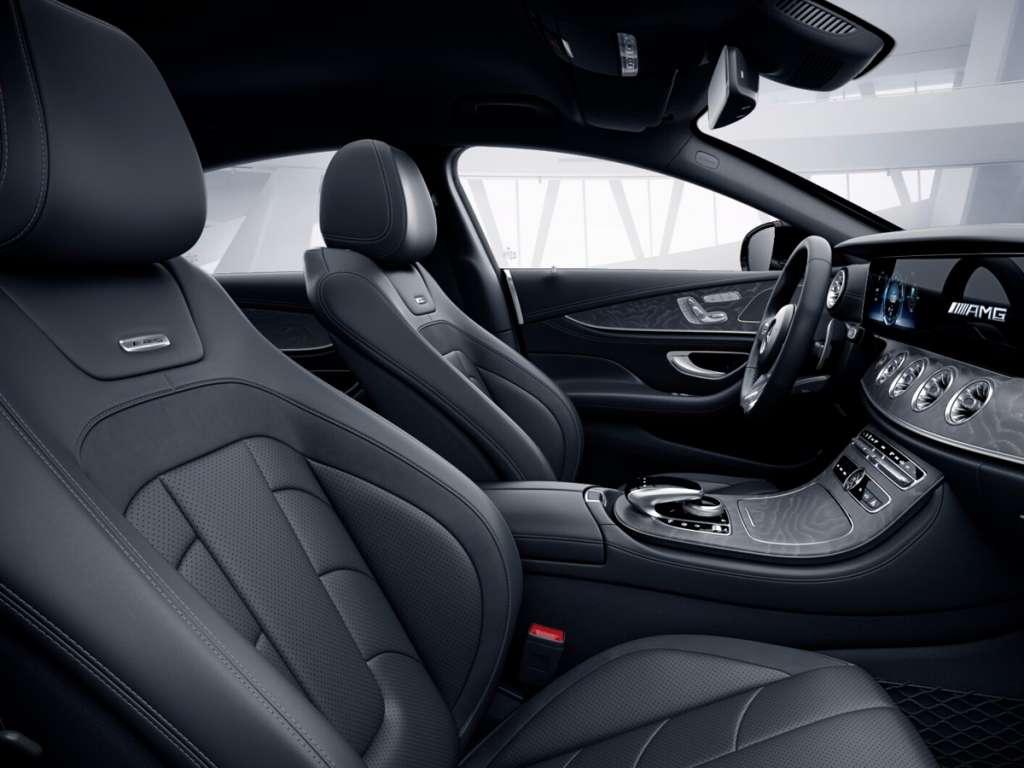 Galería de fotos del Mercedes Benz AMG CLS COUPÉ (4)