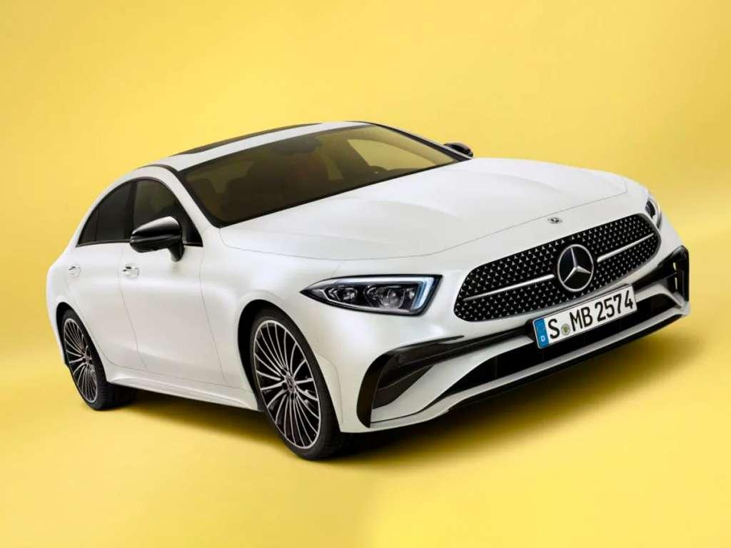 Galería de fotos del Mercedes Benz NUEVO CLS COUPÉ (1)