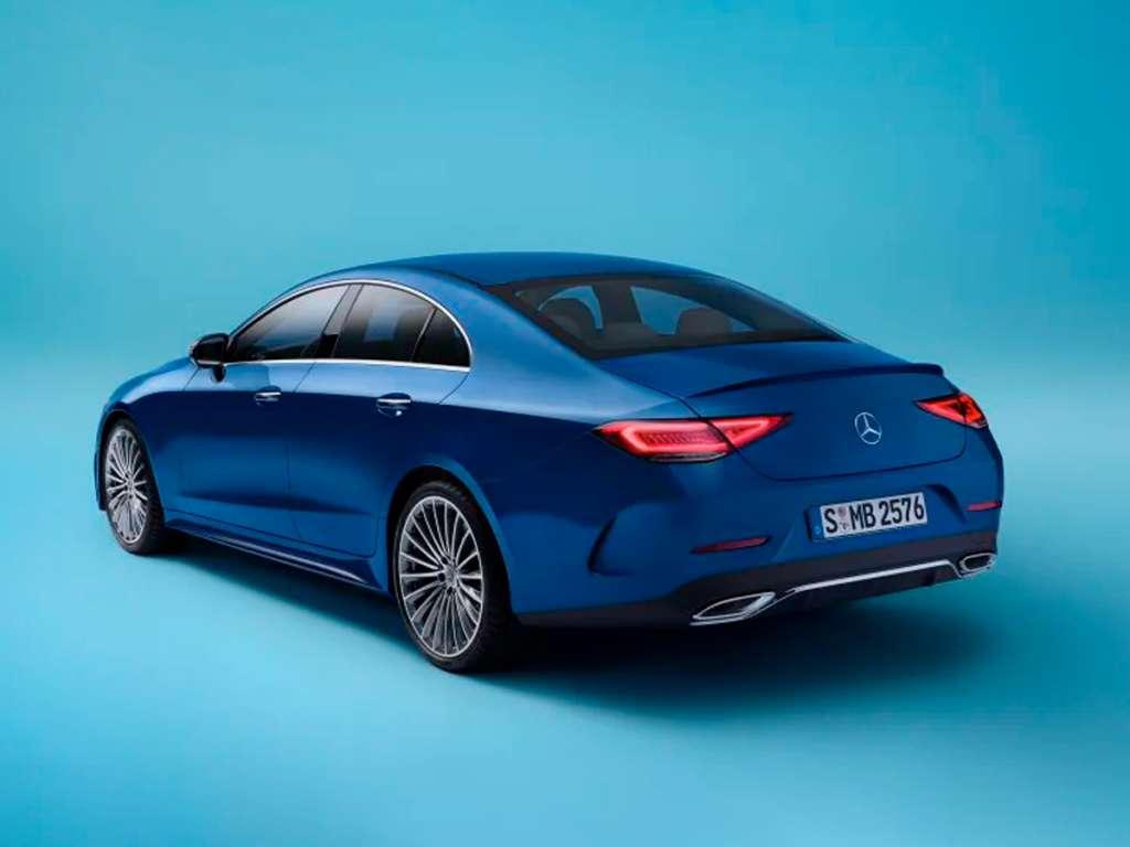 Galería de fotos del Mercedes Benz NUEVO CLS COUPÉ (2)