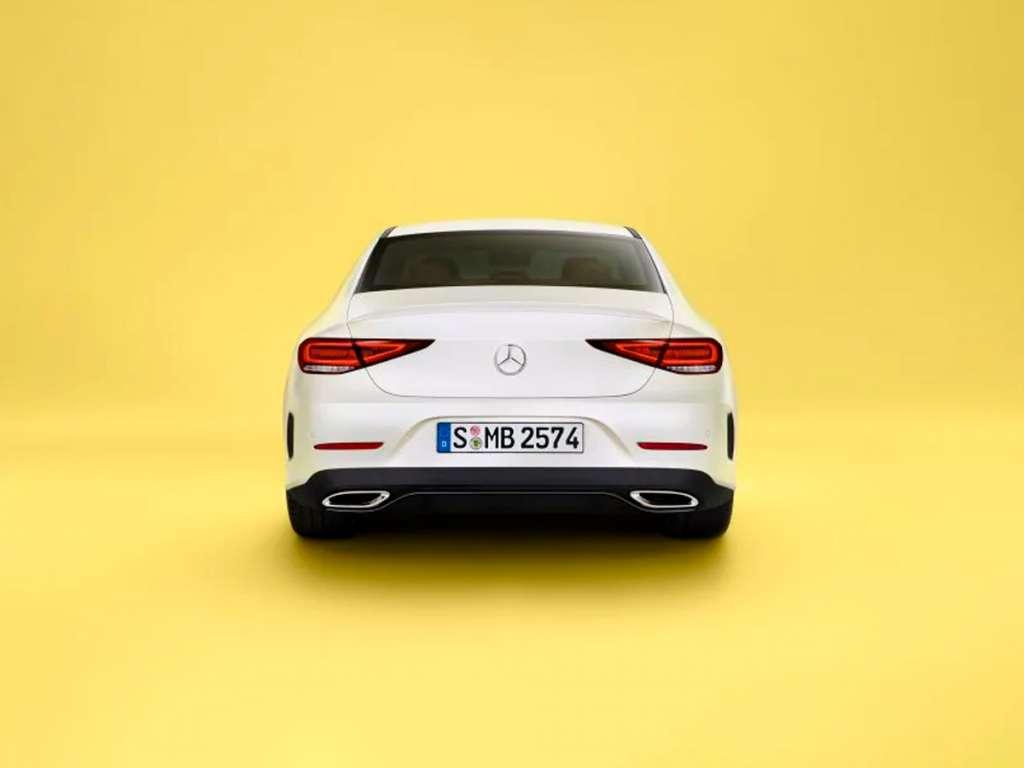 Galería de fotos del Mercedes Benz NUEVO CLS COUPÉ (3)