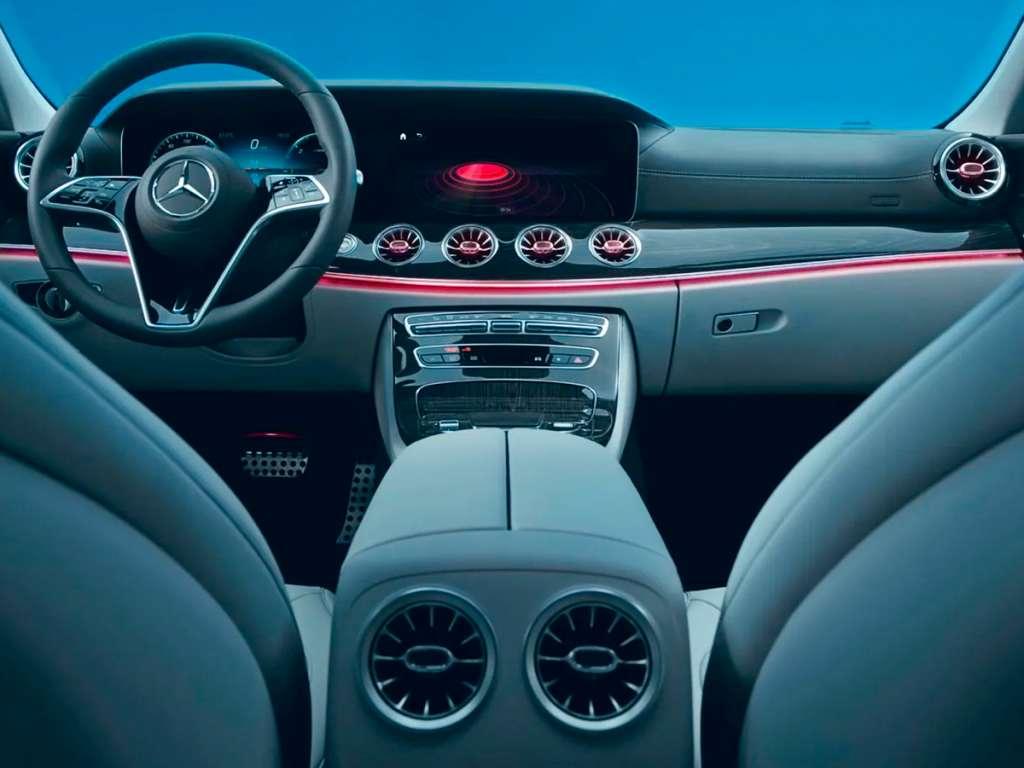 Galería de fotos del Mercedes Benz NUEVO CLS COUPÉ (4)