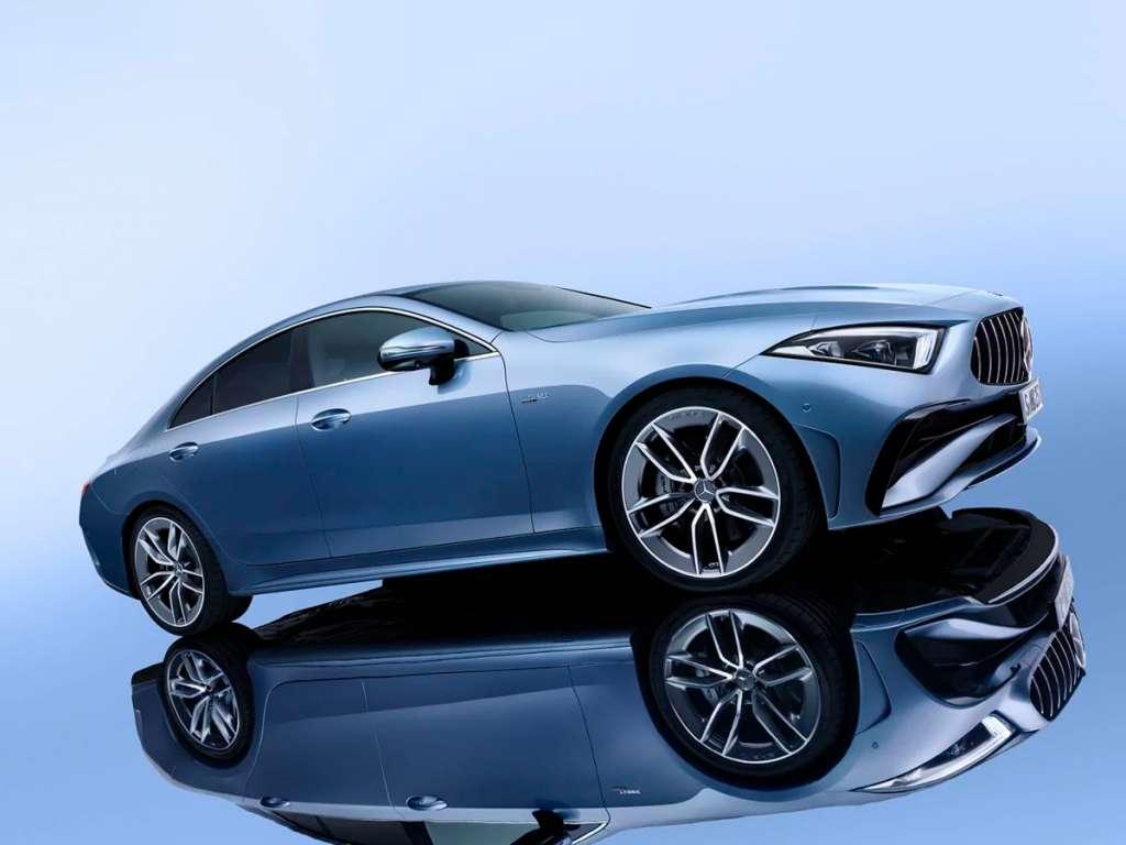 Galería de fotos del Mercedes Benz NUEVO AMG CLS COUPÉ (1)