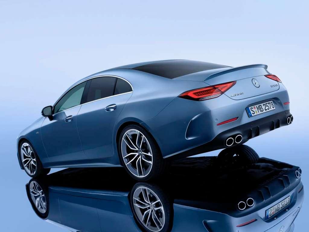 Galería de fotos del Mercedes Benz NUEVO AMG CLS COUPÉ (2)