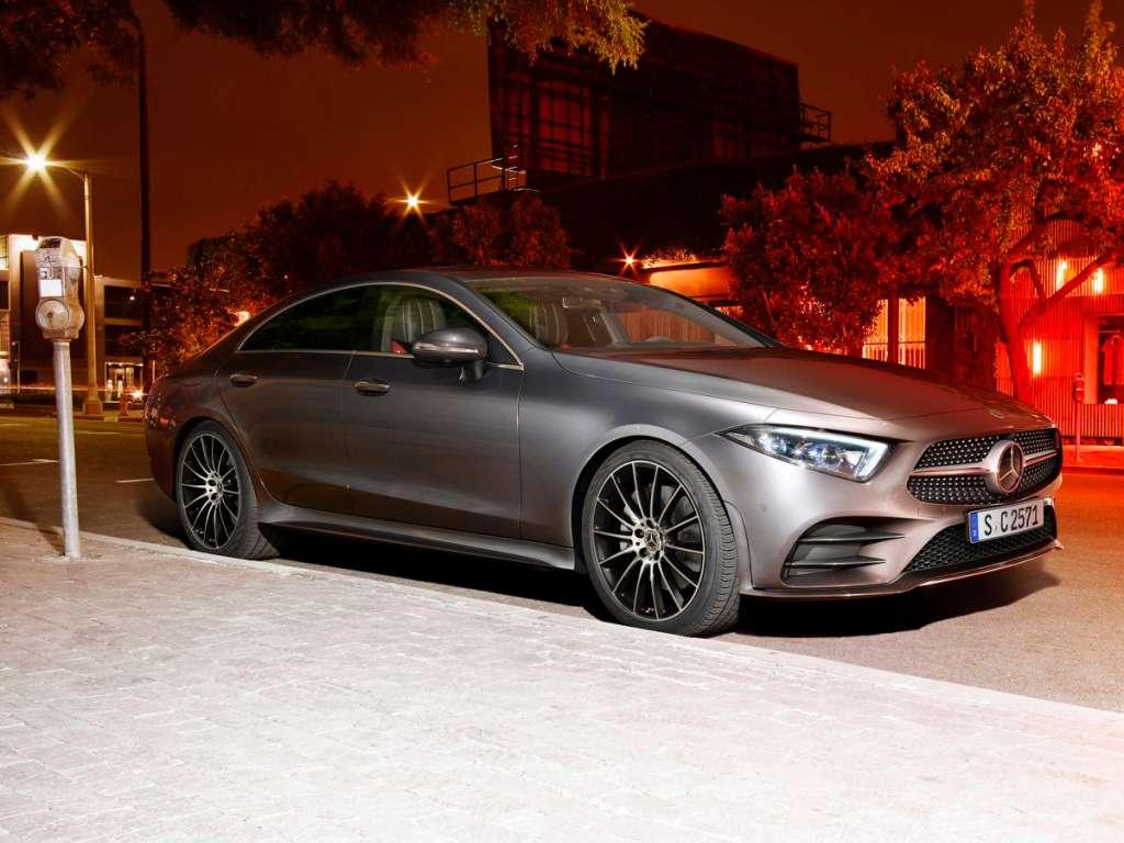 Galería de fotos del Mercedes Benz CLS COUPÉ (1)