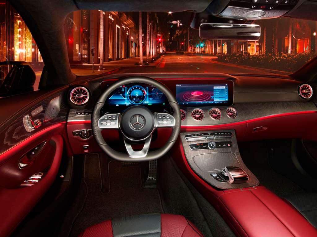 Galería de fotos del Mercedes Benz CLS COUPÉ (3)