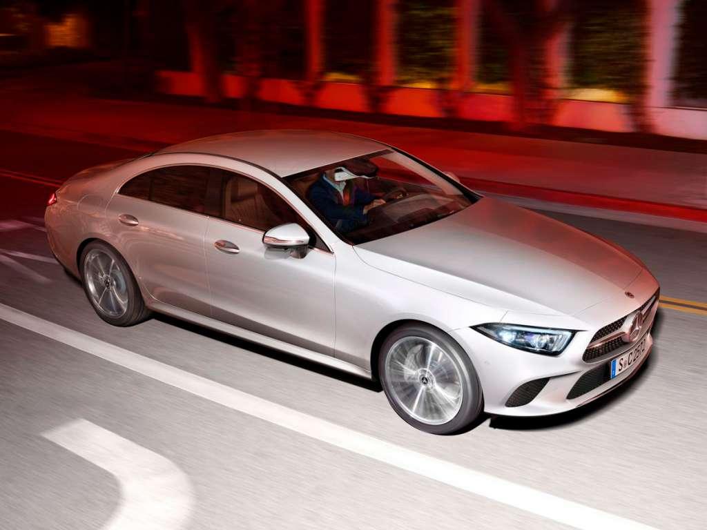 Galería de fotos del Mercedes Benz CLS COUPÉ (4)