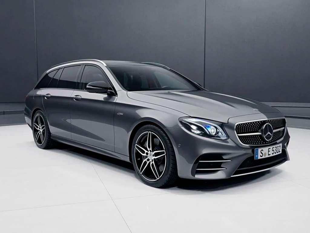 Galería de fotos del Mercedes Benz AMG CLASE E ESTATE (1)