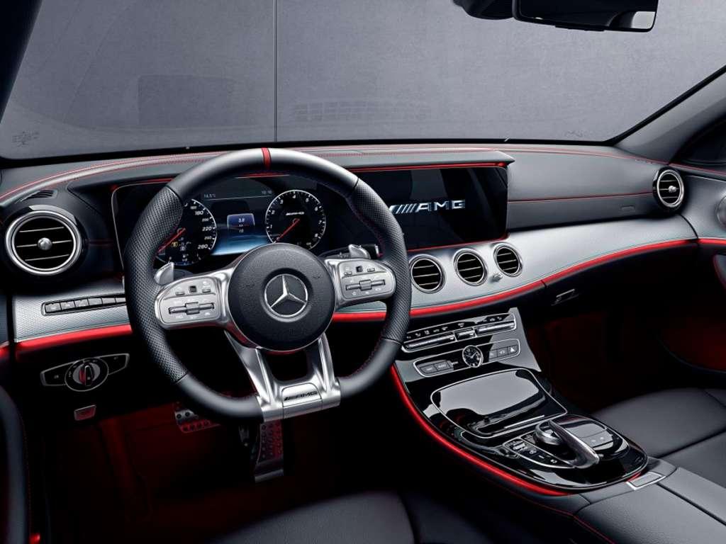 Galería de fotos del Mercedes Benz AMG CLASE E ESTATE (3)