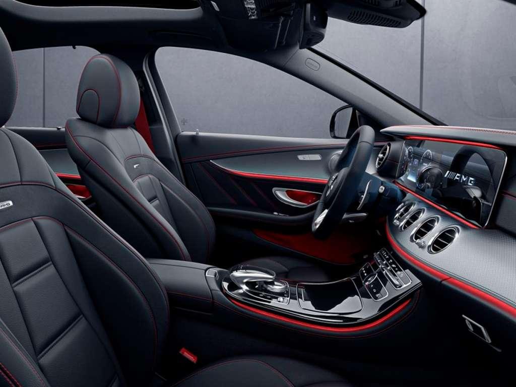 Galería de fotos del Mercedes Benz AMG CLASE E ESTATE (4)