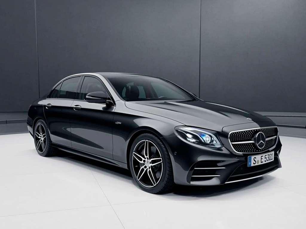 Galería de fotos del Mercedes Benz AMG CLASE E BERLINA (1)