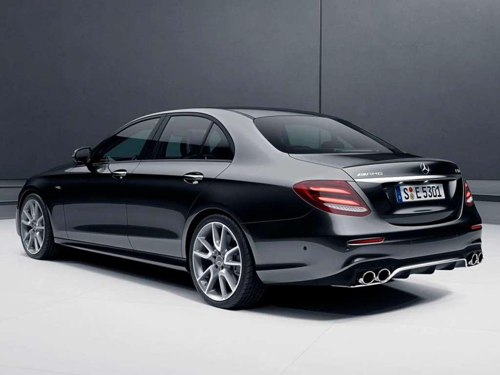 Galería de fotos del Mercedes Benz AMG CLASE E BERLINA (2)
