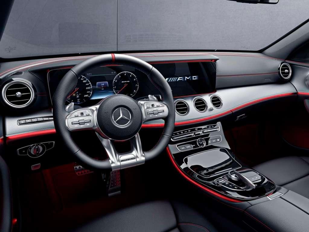 Galería de fotos del Mercedes Benz AMG CLASE E BERLINA (3)