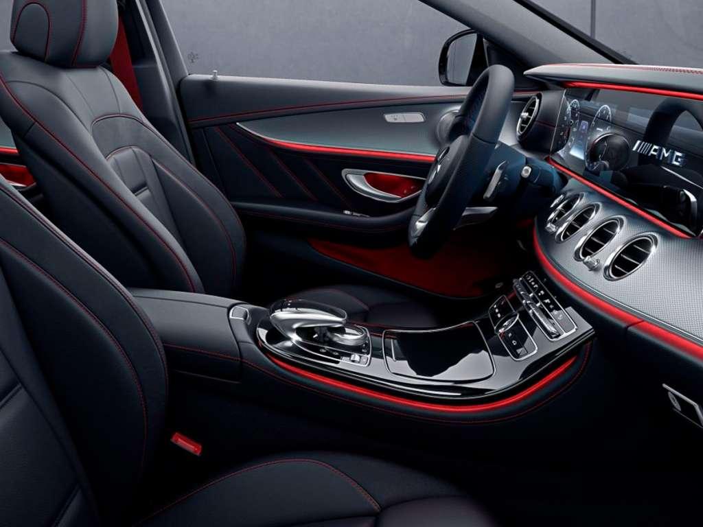 Galería de fotos del Mercedes Benz AMG CLASE E BERLINA (4)