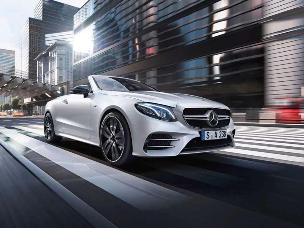 Galería de fotos del Mercedes Benz AMG CLASE E CABRIO (1)