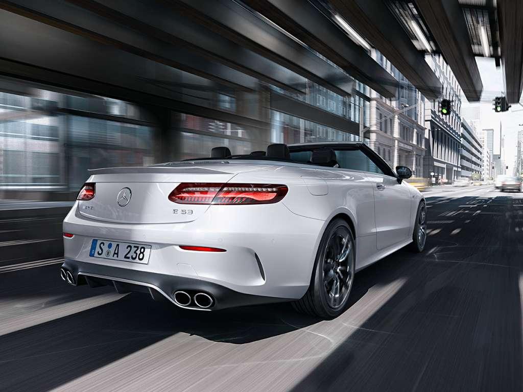 Galería de fotos del Mercedes Benz AMG CLASE E CABRIO (2)