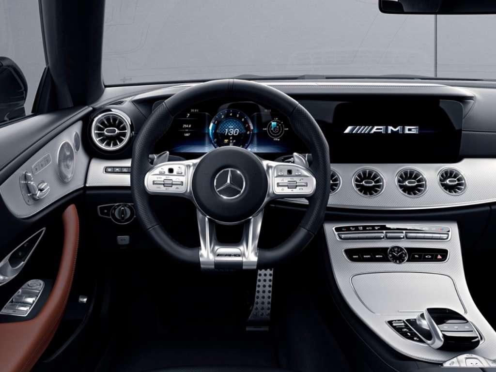 Galería de fotos del Mercedes Benz AMG CLASE E CABRIO (3)