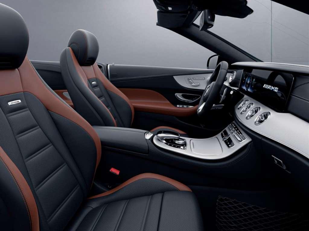 Galería de fotos del Mercedes Benz AMG CLASE E CABRIO (4)
