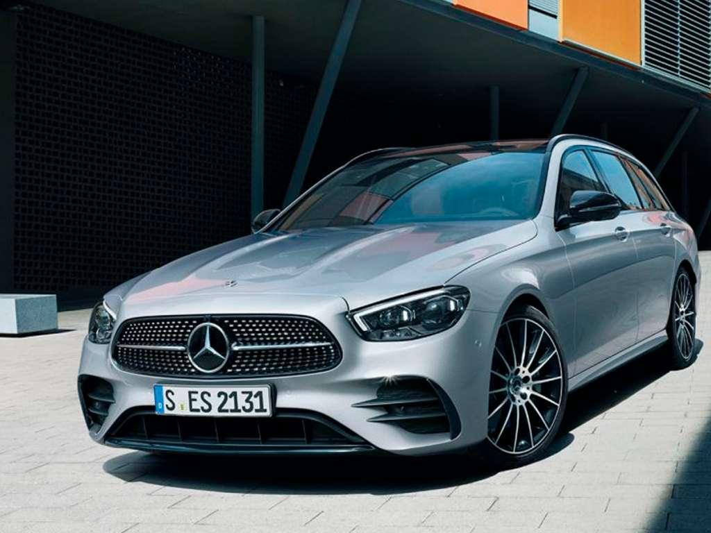 Galería de fotos del Mercedes Benz NUEVO CLASE E ESTATE (3)