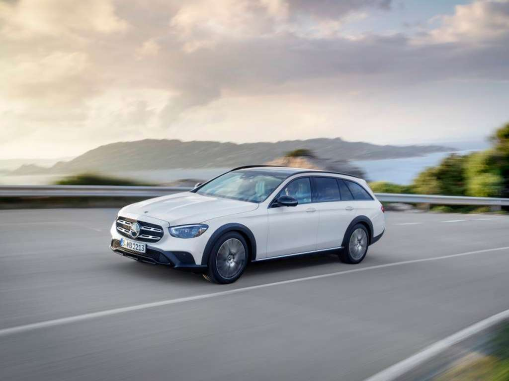 Galería de fotos del Mercedes Benz NUEVO CLASE E ALL-TERRAIN (1)