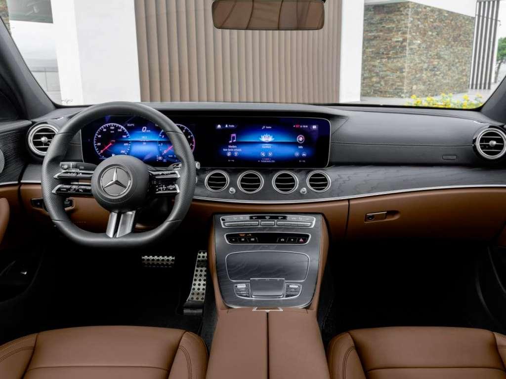 Galería de fotos del Mercedes Benz NUEVO CLASE E ALL-TERRAIN (4)