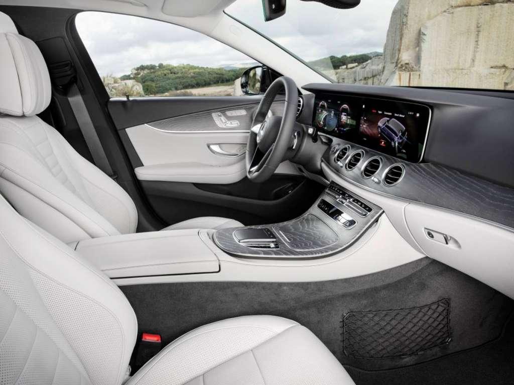 Galería de fotos del Mercedes Benz NUEVO CLASE E ALL-TERRAIN (5)
