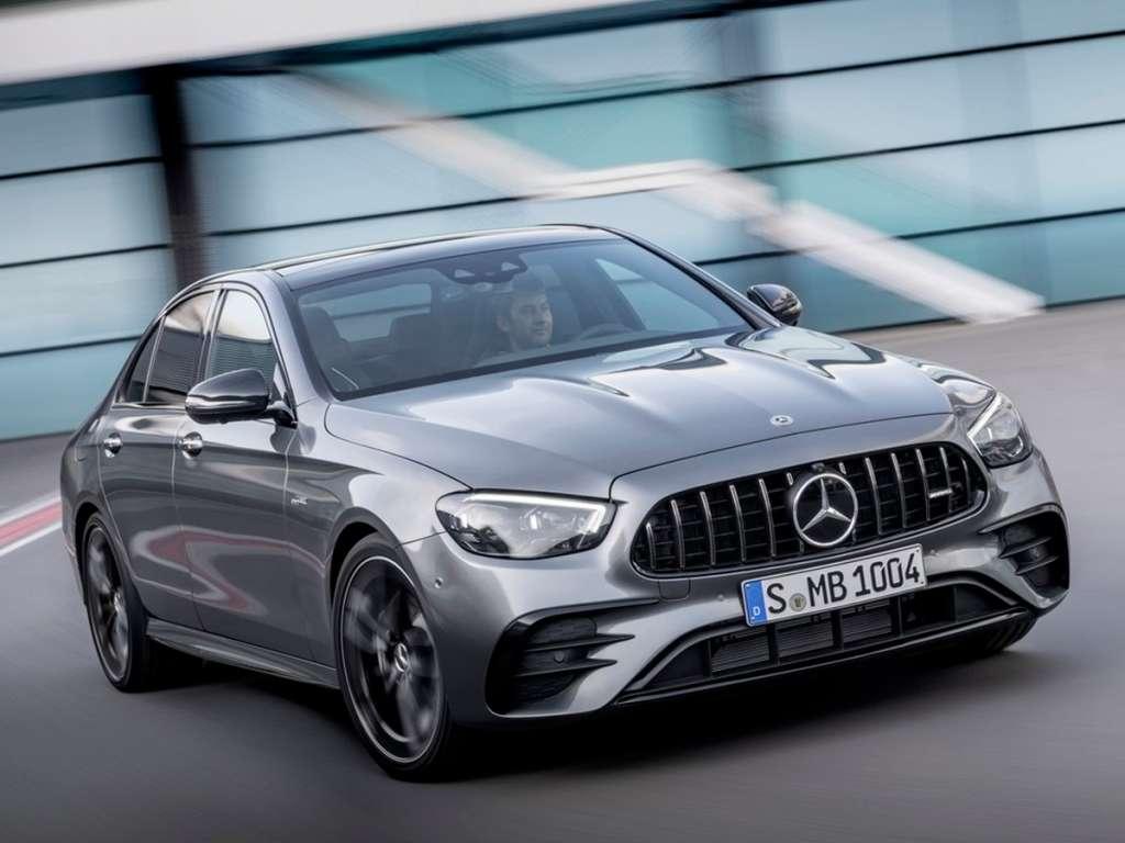 Galería de fotos del Mercedes Benz NUEVO AMG CLASE E BERLINA (1)
