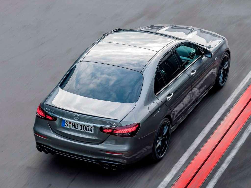 Galería de fotos del Mercedes Benz NUEVO AMG CLASE E BERLINA (2)