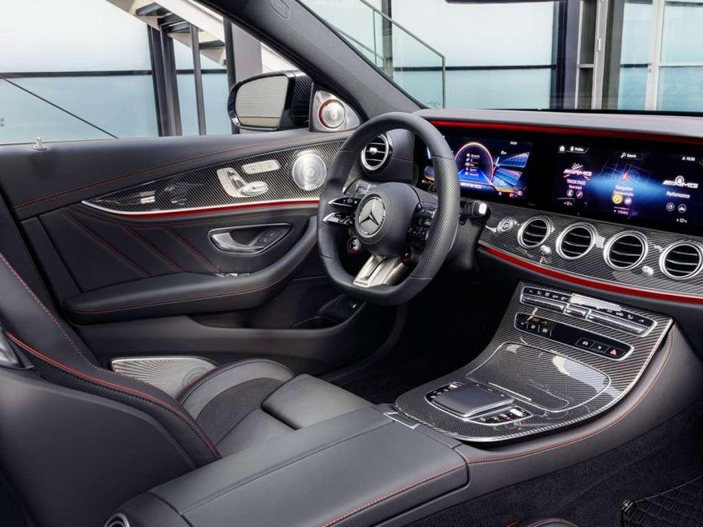 Galería de fotos del Mercedes Benz NUEVO AMG CLASE E BERLINA (4)