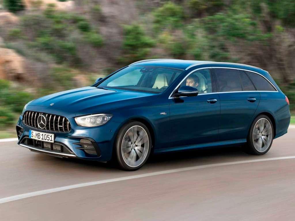Galería de fotos del Mercedes Benz NUEVO AMG CLASE E ESTATE (1)