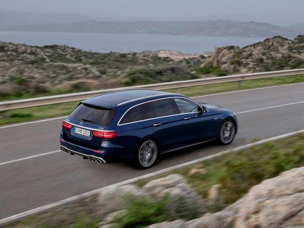 Galería de fotos del Mercedes Benz NUEVO AMG CLASE E ESTATE (2)