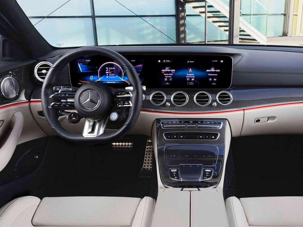 Galería de fotos del Mercedes Benz NUEVO AMG CLASE E ESTATE (3)