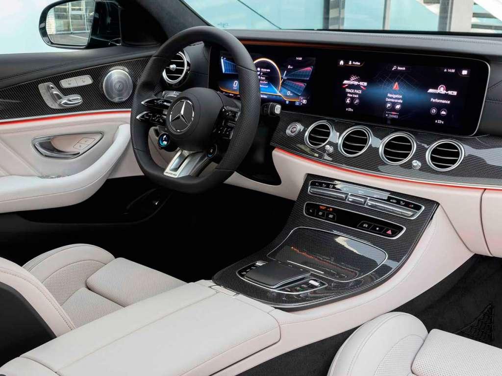 Galería de fotos del Mercedes Benz NUEVO AMG CLASE E ESTATE (4)