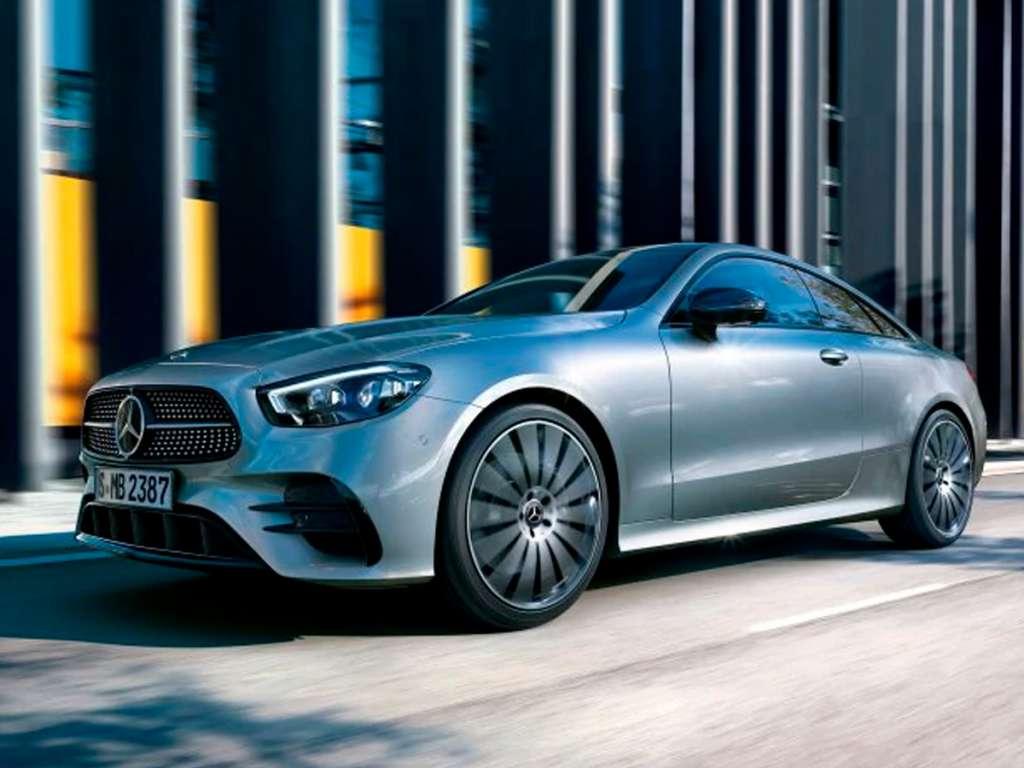 Galería de fotos del Mercedes Benz NUEVO CLASE E COUPÉ (1)