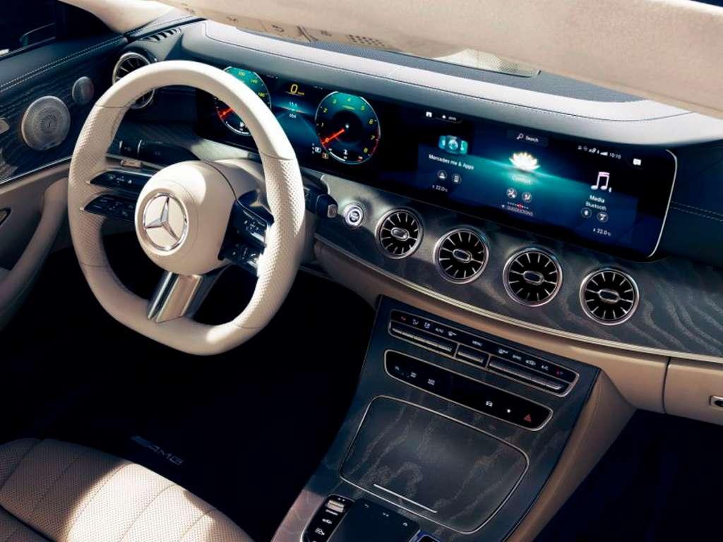 Galería de fotos del Mercedes Benz NUEVO CLASE E COUPÉ (4)