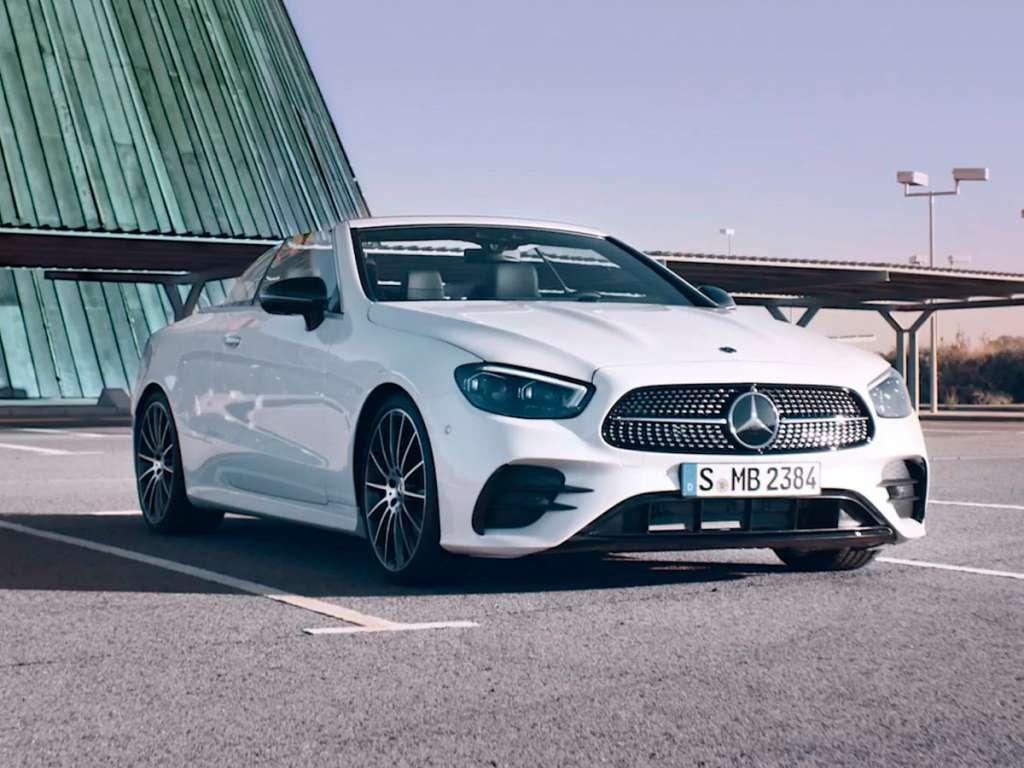 Galería de fotos del Mercedes Benz NUEVO CLASE E CABRIO (1)