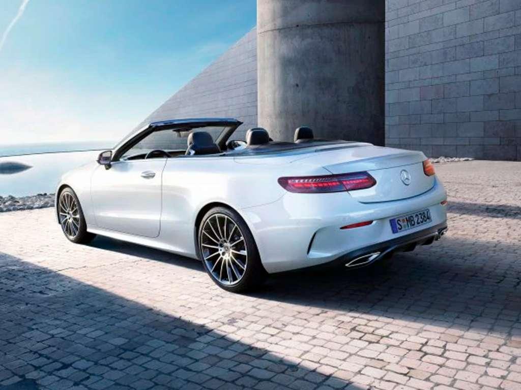 Galería de fotos del Mercedes Benz NUEVO CLASE E CABRIO (2)