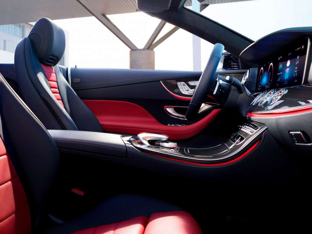 Galería de fotos del Mercedes Benz NUEVO CLASE E CABRIO (3)