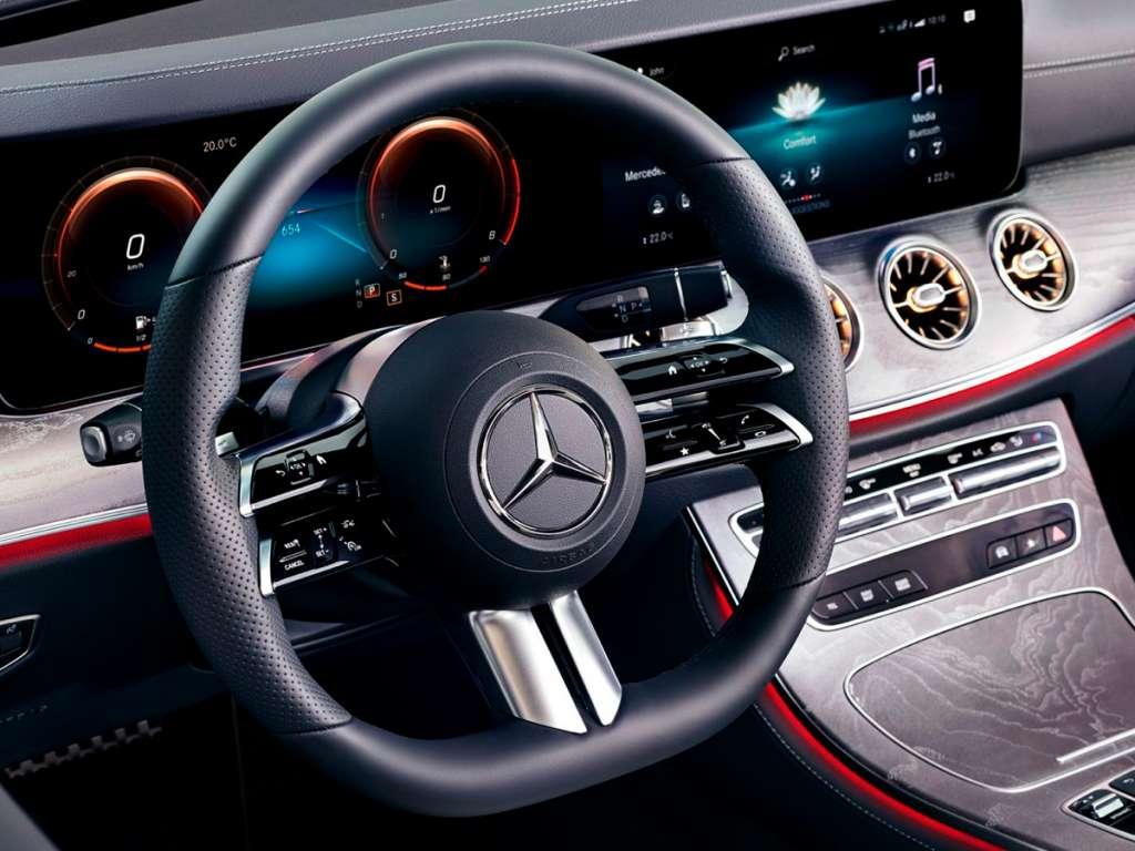 Galería de fotos del Mercedes Benz NUEVO CLASE E CABRIO (4)