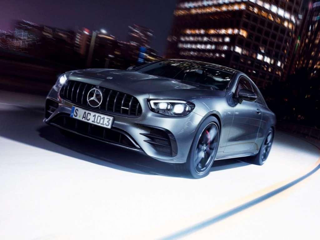 Galería de fotos del Mercedes Benz NUEVO AMG CLASE E COUPÉ (1)