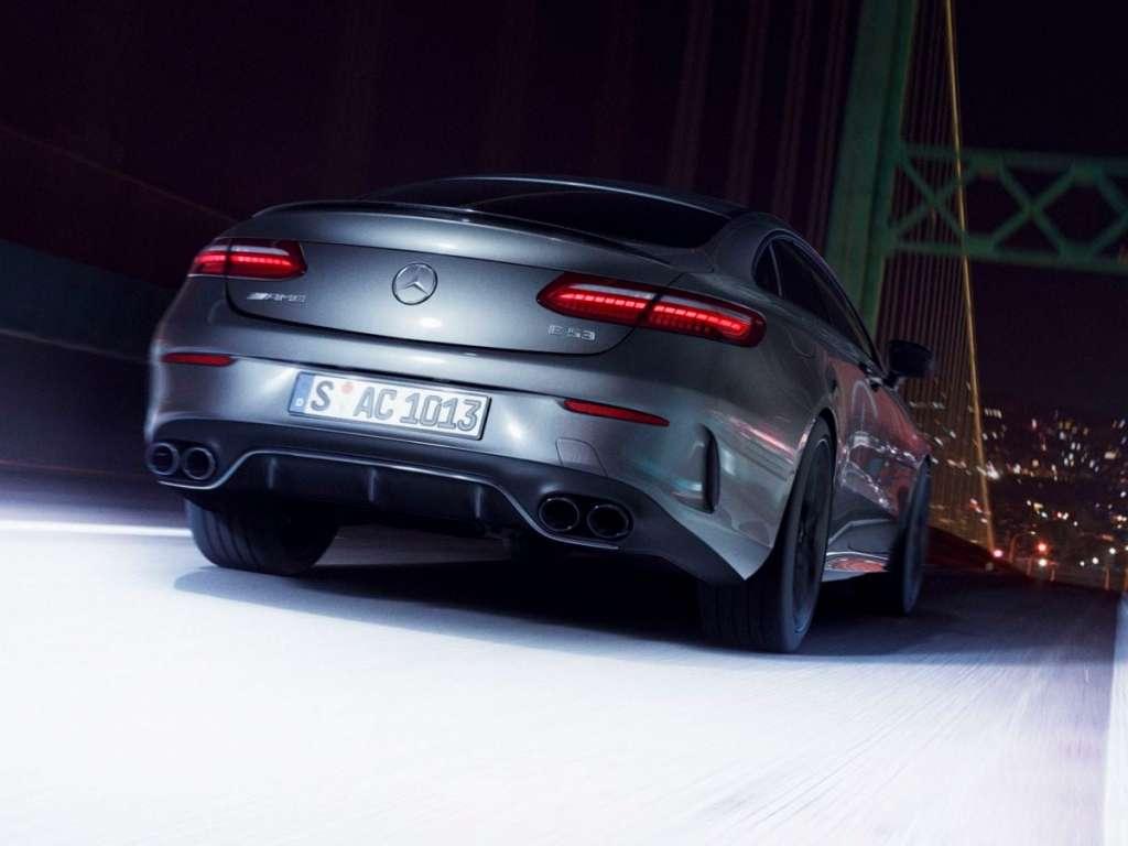 Galería de fotos del Mercedes Benz NUEVO AMG CLASE E COUPÉ (2)