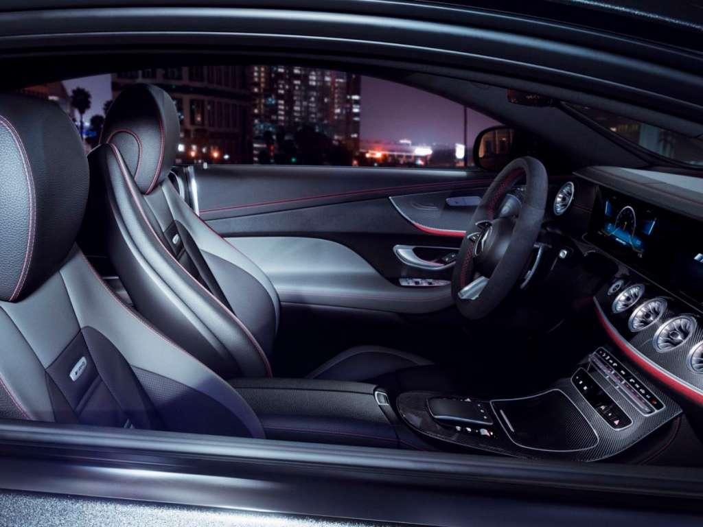 Galería de fotos del Mercedes Benz NUEVO AMG CLASE E COUPÉ (3)