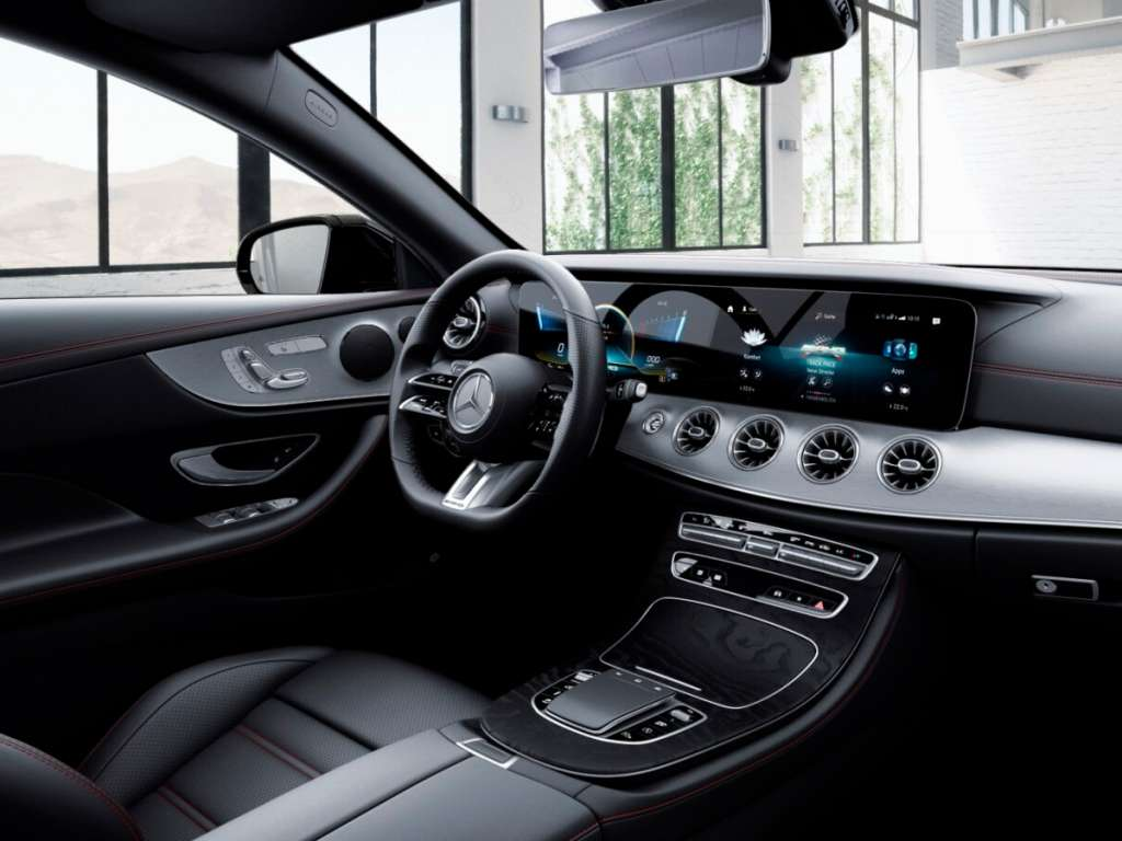 Galería de fotos del Mercedes Benz NUEVO AMG CLASE E COUPÉ (4)