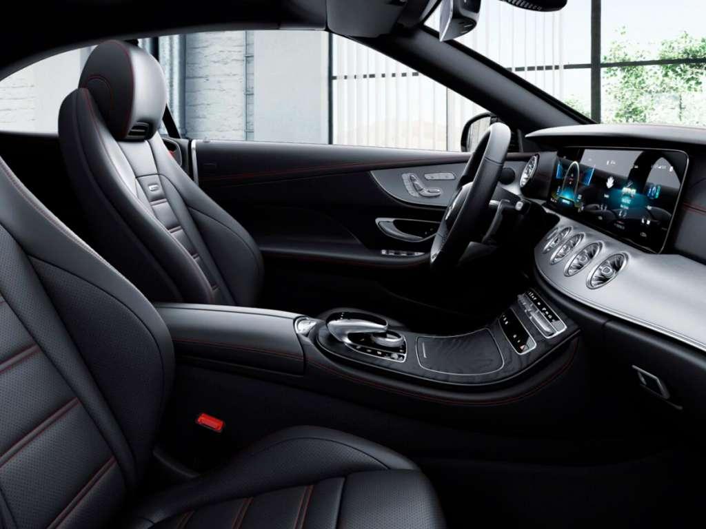 Galería de fotos del Mercedes Benz NUEVO AMG CLASE E CABRIO (4)
