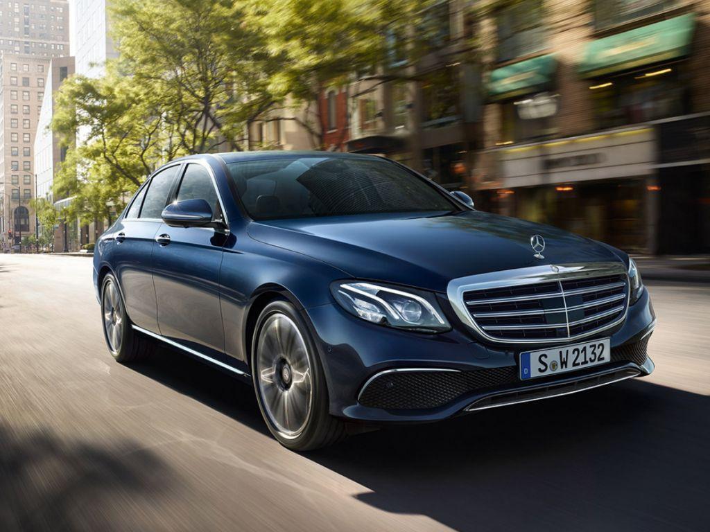 Galería de fotos del Mercedes Benz CLASE E BERLINA (1)