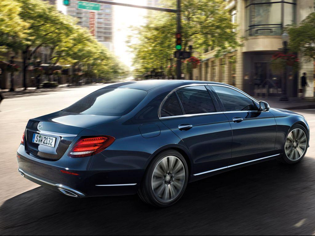 Galería de fotos del Mercedes Benz CLASE E BERLINA (2)
