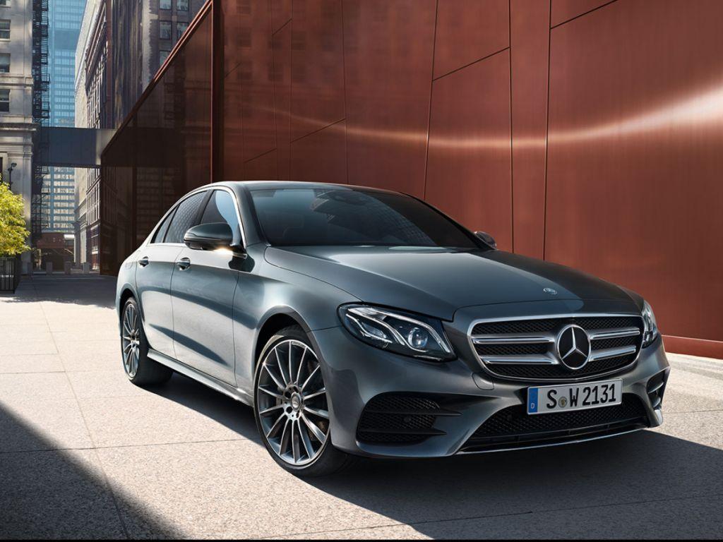 Galería de fotos del Mercedes Benz CLASE E BERLINA (3)