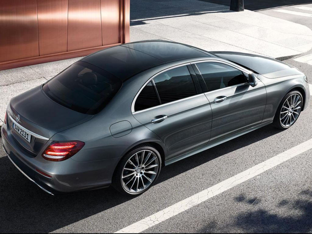 Galería de fotos del Mercedes Benz CLASE E BERLINA (4)