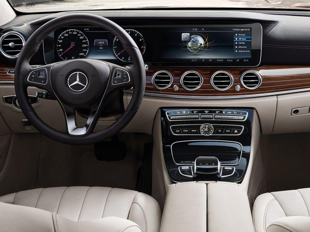 Galería de fotos del Mercedes Benz CLASE E BERLINA (5)